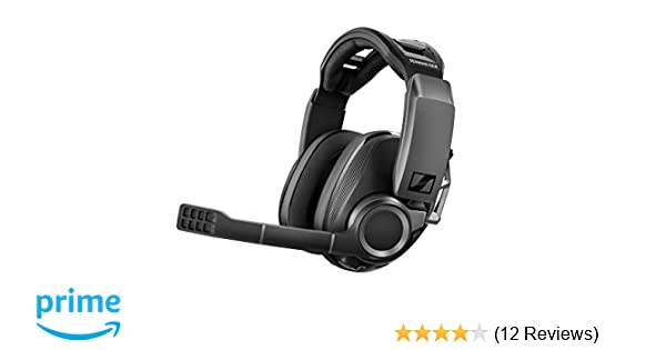 Sennheiser GSP 670 Premium Wireless Gaming Headset, Lag-FREE Low-Latency  and Bluetooth Connection with 7 1 Surround Sound, Dual Audio and Chat  Volume
