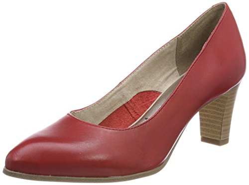 Tamaris Damen 22422 Pumps, Rot (Chili), 40 EU