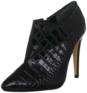 Dune Women's Bushwacka Black Ankle Boots 3 UK