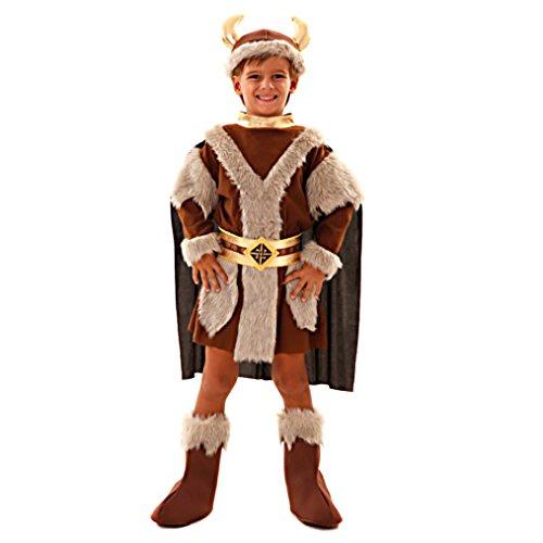 Disfraz de Vikingo para niño