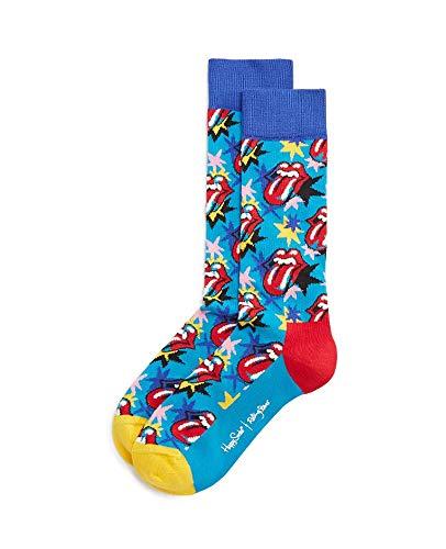 Happy Socks Limited Edition ROLLING STONES I GOT THE BLUES Unisex Freizeitsocken Größe 41-46