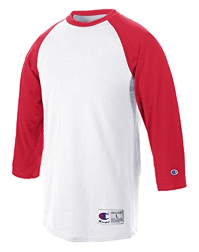 champion-t-shirt-de-baseball-mens-t-shirt-multicolore-small