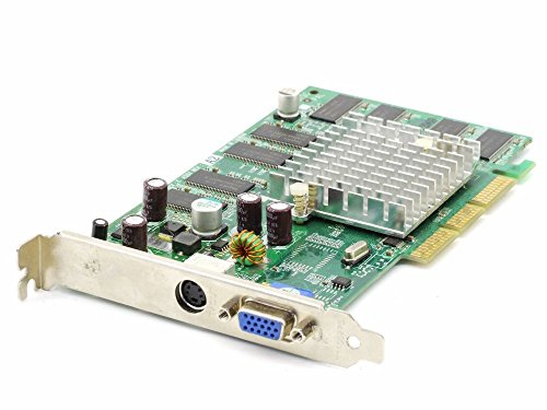 Leadtek LR2969 Nvidia GeForce FX5500 Chip 256MB RAM VGA Video AGP Graphics Card (Zertifiziert und Generalüberholt) (Agp Fx5500)