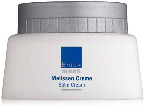 Hildegard Braukmann Evolution homme/men, Melissen Creme, 1er Pack (1 x 50 ml)