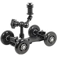 Table Camera Trolley + Magic Arm for 60D 600D 650D D800D600D7000D5200LF150