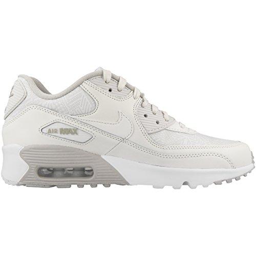 Nike Schuhe – Air Max 90 Se Mesh (Gs) weiß/weißlicher/weiß