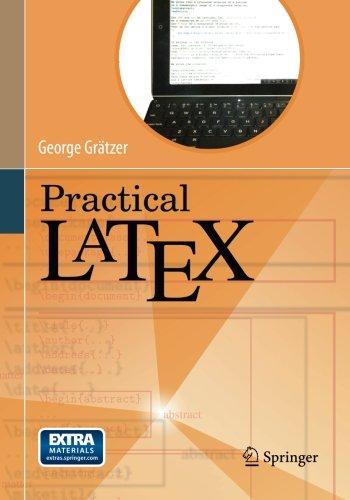 Preisvergleich Produktbild Practical LaTeX