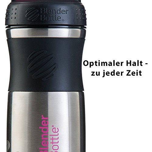 Zoom IMG-2 blenderbottle sportmixer shaker in acciaio