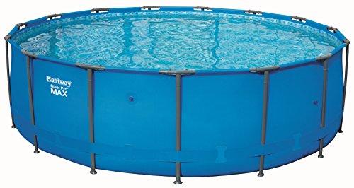 Bestway Steel Pro Max Frame Pool Ersatzteil, blau, 457 x 122 cm