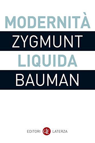 Modernità liquida (I Robinson. Letture)