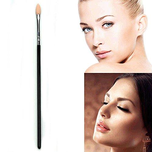 Louyihon-Beauty Domen 10Pcs Make-up Double-Face Lidschatten Eyeliner Pinsel Schwamm Applikator für Bankett, Party, Bühne, Performance, Tanz, Movice, Salon (10pcs)