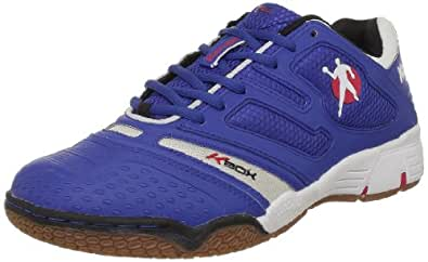 Kempa Performer 200846601, Unisex - Erwachsene Sportschuhe - Handball, Blau (royal/weiß/rot 01), EU 42 (UK 8) (US 8.5)
