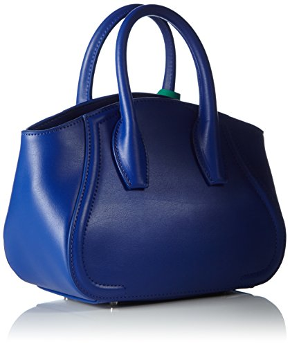 Cavalli Daphne Small Bag Daphne Remix 001, Sacs portés main Multicolore - Mehrfarbig (Royal Blue/Green F64)