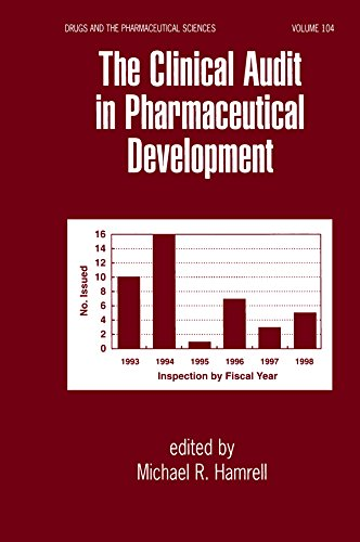 The Clinical Audit In Pharmaceutical Development (drugs And The Pharmaceutical Sciences Book 104) por Michael Hamrell epub