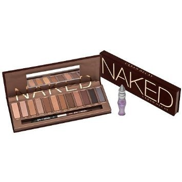 Urban Decay N A K E D eyeshadow palette new in box