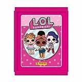 L.O.L. Surprise! 10x Panini Sticker Pack (10 sealed packs)