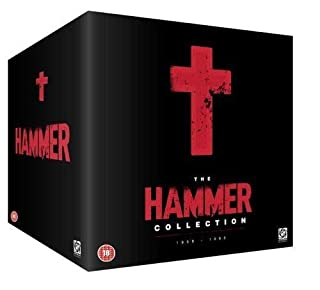 The Ultimate Hammer Collection [DVD] (B000HN31KQ)   Amazon price tracker / tracking, Amazon price history charts, Amazon price watches, Amazon price drop alerts