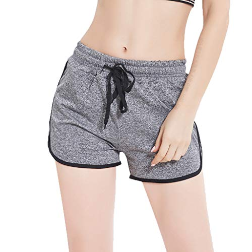 Damen Sporthose Sport Leggings Hose Stretch Workout Fitness Jogginghose Tights für Yoga Fitness Gym Kurzschlüsse Laufen Lassen - Workout Hose Asics