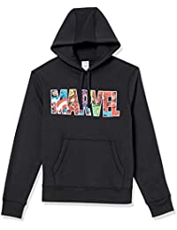 Amazon Essentials Disney Star Wars Marvel Fleece Pullover Sweatshirt Hoodies Fashion-Hoodies Homme
