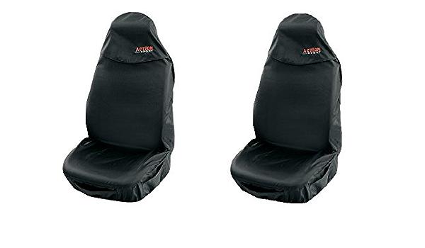 Werkstattsitzbezug mit Taschen Schonbezug Nylon passend für LKW MAN.