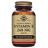 Solgar 400 Ie Vitamin E (268Mg) 50Cap.blanda