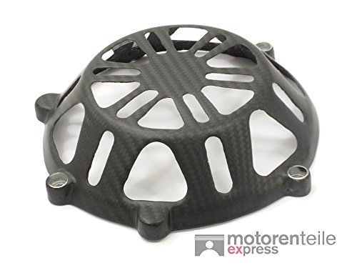 Carbon matt Kupplungsdeckel offen Ducati 848 1098 1198 (Teile 1098 Ducati)
