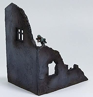 WWG Ruined Bombed Building 28mm