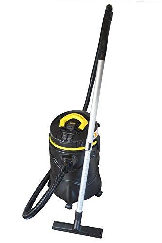 Montaje Aspiradora Worker Pro | seco/húmedo L Aspiradora de clase, volumen 30L y externa Herramientas Enchufe (Max. 2200W), con gran accesorios