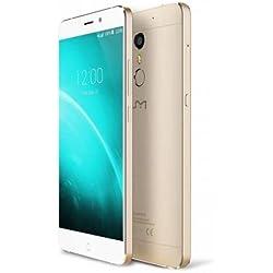NEUESTE veröffentlicht UMI super - Premium Android 6.0 Smartphone 5,5 Zoll FHD Dual-SIM-4GB RAM 32GB ROM MTK6755 2.0GHz Gold