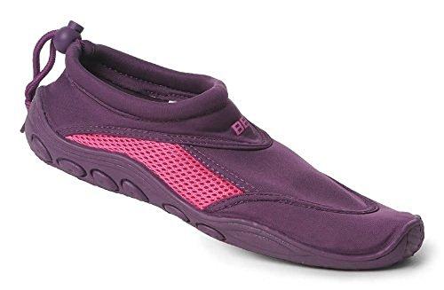Beco Chaussures de bain Surf baie/rose
