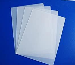 JPW Laminating Pouch Film(A4) Pack of 100pcs: Clear Film