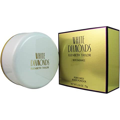 White Diamonds per Donna 78 ml Polvere corpo