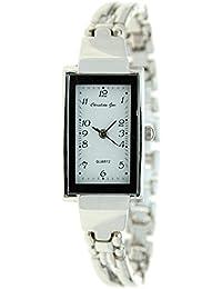 Reloj de señora - Cadena Esfera blanca - Christian Gar 4208-L - ENVIO GRATUITO