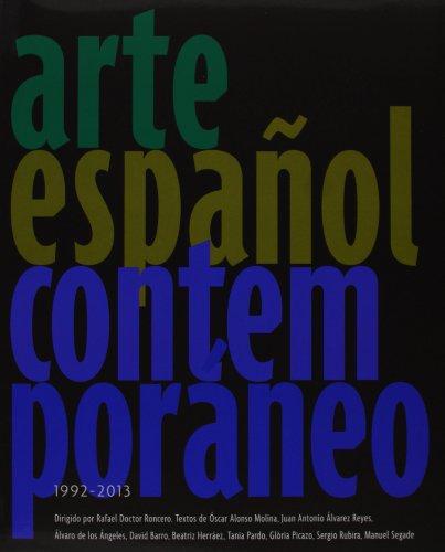 Descargar Libro Arte Español Contemporáneo. 1992-2013 (Libros de Autor) de Rafael Doctor