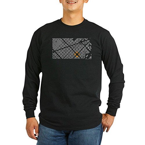 CafePress - Barcelona - Unisex Cotton Long Sleeve T-Shirt
