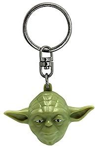 ABYstyle - STAR WARS - Llavero 3D - Yoda