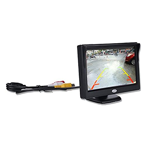 12,7cm Zoll Digital TFT LCD Color Auto Rear View Monitor