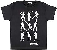 Fortnite Dancing Emotes Camiseta de los Muchachos  mercancía Oficial