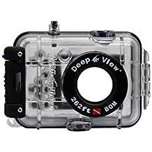 Cajón sumergible DeepView para cámara fotográfica de buceo Fujifilm JX500/550/580650