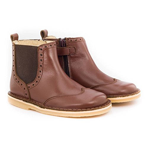 Start Rite Bugsy, Boots garçon Marron