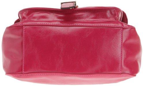 Rue Princesse Campanule M1-Ver135, Borsa a tracolla donna, 9 x 28 x 25 cm (L x A x P), Rosso (Rot(Rot (Rouge (Red)))), 9x28x25 cm (L x A x P) Rosso (Rot(Rot (Rouge (Red))))