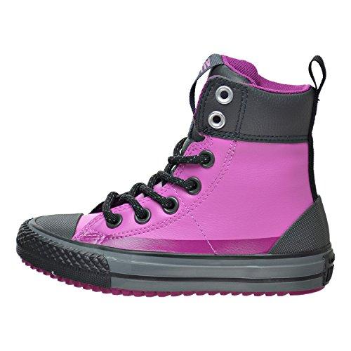 converse chuck taylor all star enfant / ado Dahlia Pink/Storm Wind