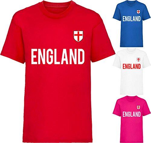 World Cup T-Shirt Kids England National Tee