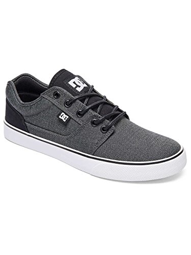 DC Shoes Tonik TX Se, Sneakers Basses Homme Gris - Black/Dk Grey/White