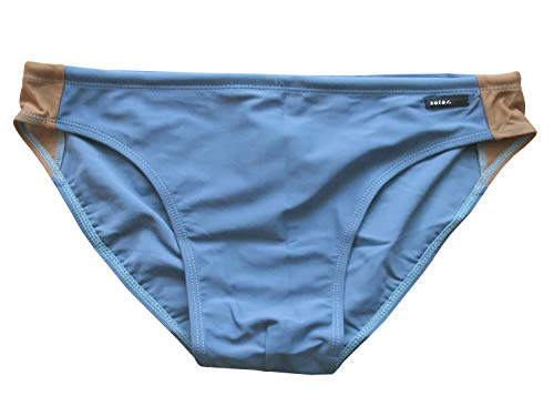 Solar Schwimmhose, Badehose Functional Fashion blau/braun Größe 5 (M)