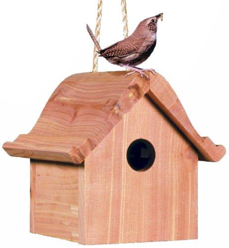 Opus [Perky-Pet] 50301 Caseta pájaros madera