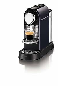 Nespresso CitiZ by Krups XN700540, Steel Grey