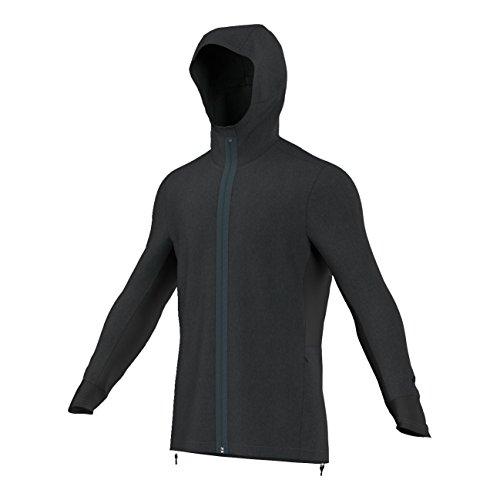 Giacca da uomo Adidas ultra giacca, Uomo, Ultra, Black, S Black