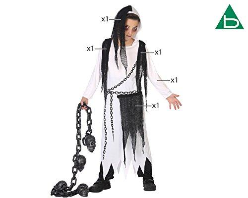 ATOSA 34894 - Geist, Kostüm, Größe 128 (Geister Kostüme)