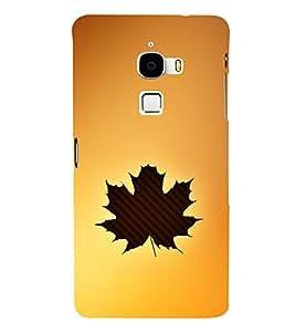 Maple Leaf 3D Hard Polycarbonate Designer Back Case Cover for LeTv Le Max :: Letv Le Max X900